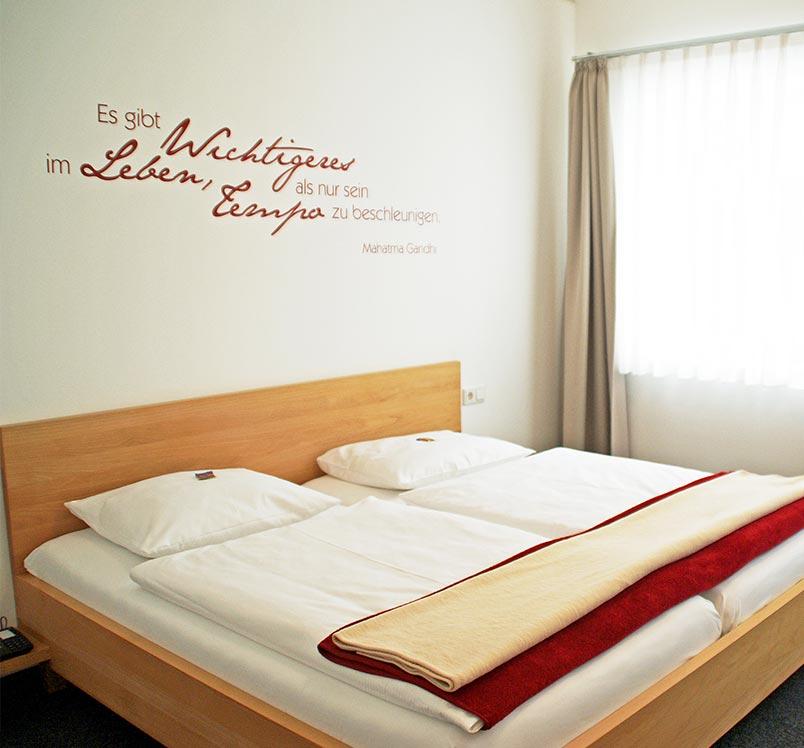 Übernachtung in Wildpoldsried