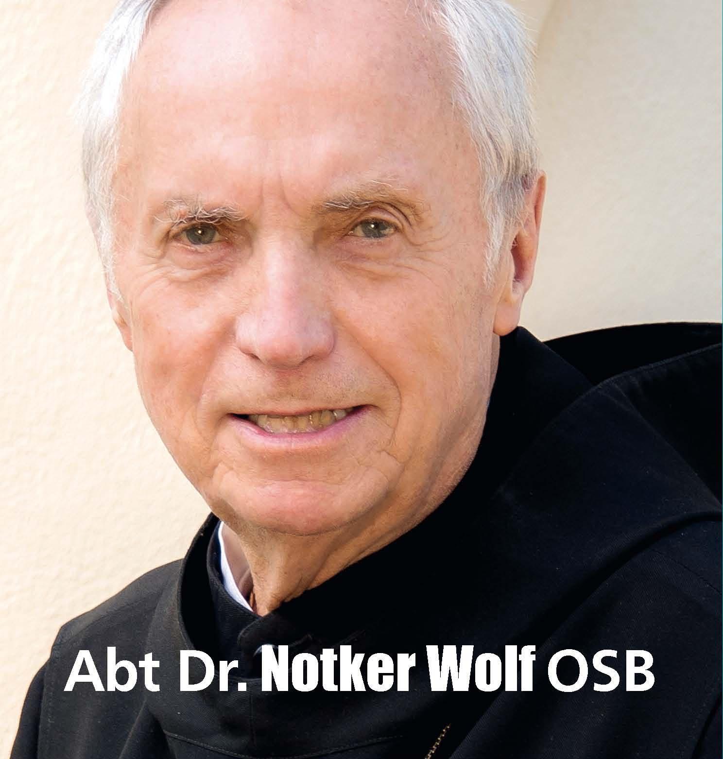 Vortrag Dr. Notker Wolf am 27.09.2019
