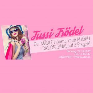 Tussi Trödel im KULTIVIERT am 20.10.2019
