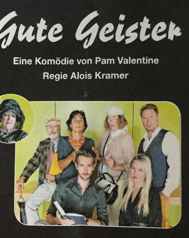 Gute Geister Theaterprojekt Kempten am 22.11.2019