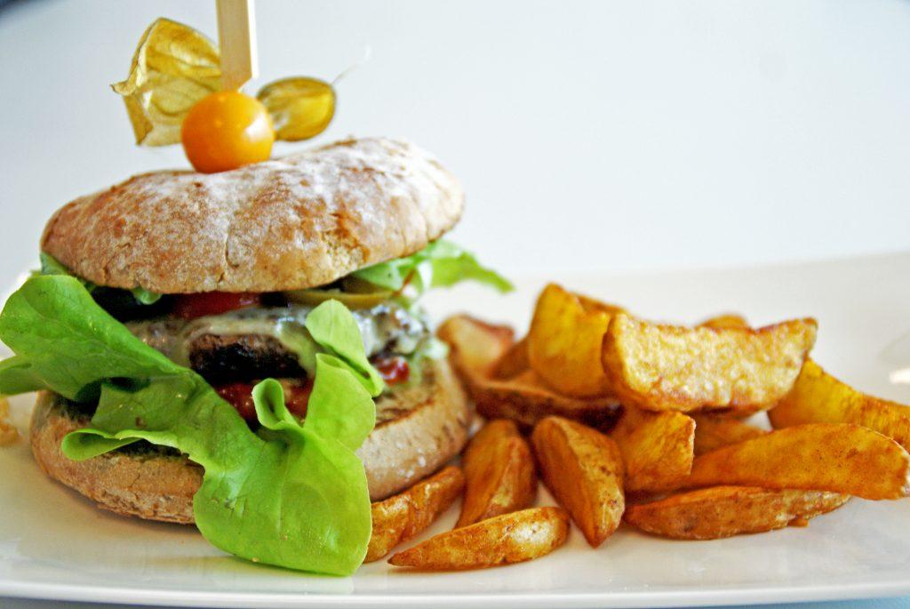 Burger Restaurant kulturcafe