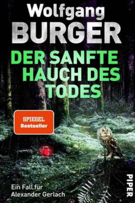 Lesung mit dem Autor Wolfgang Burger – am 1. Juli 2021