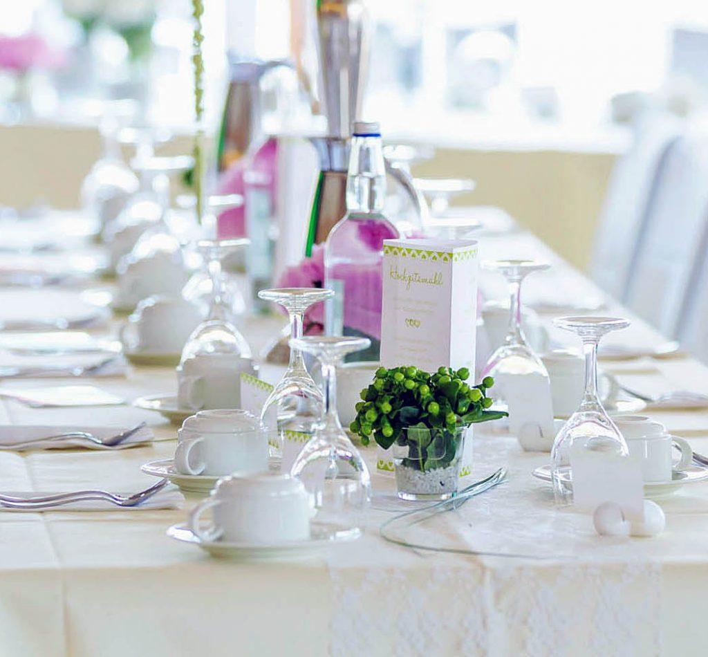 Hochzeit rosa_weiß II