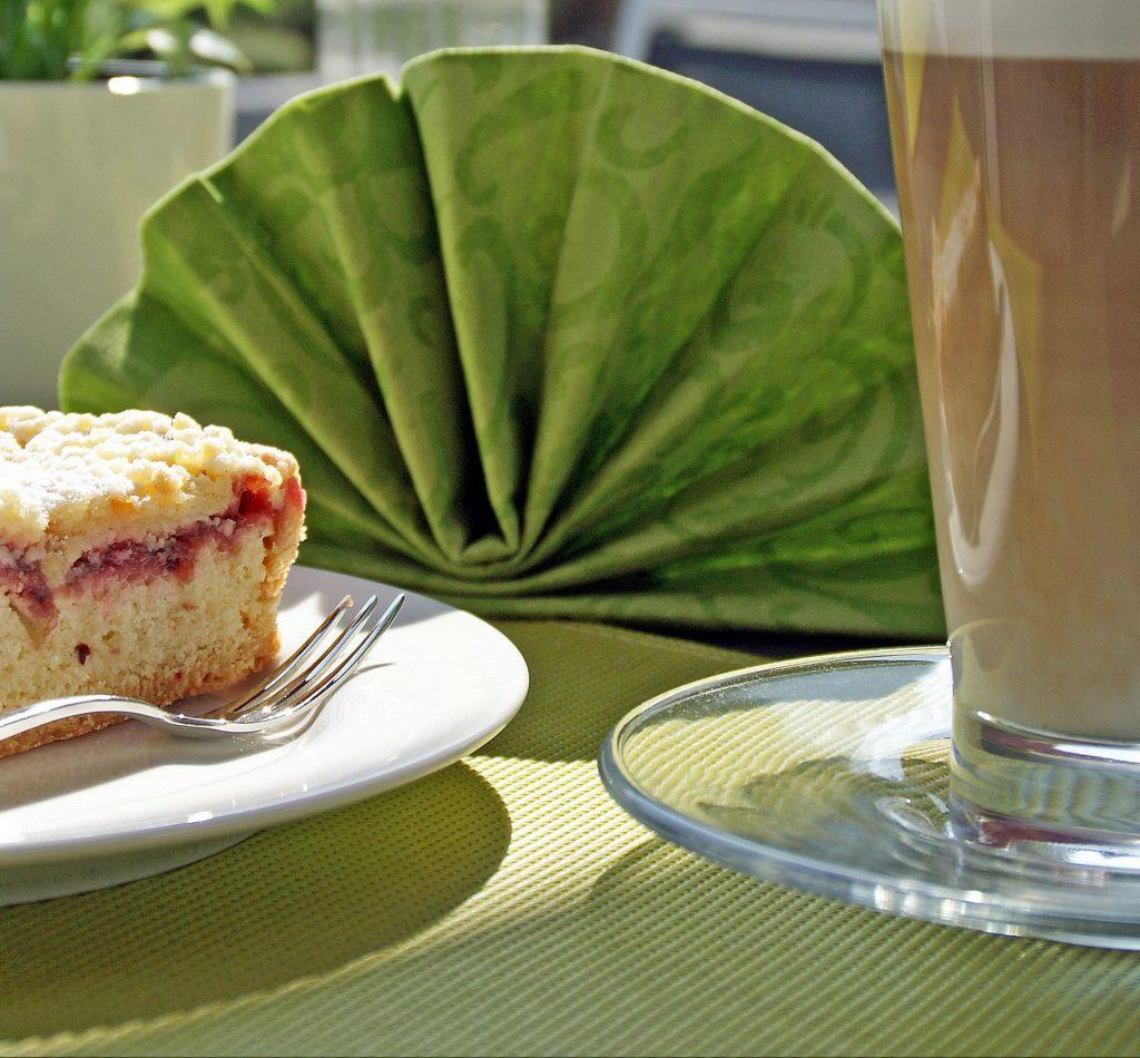 Kaffee und Kuchen Restaurant Kulturcafe