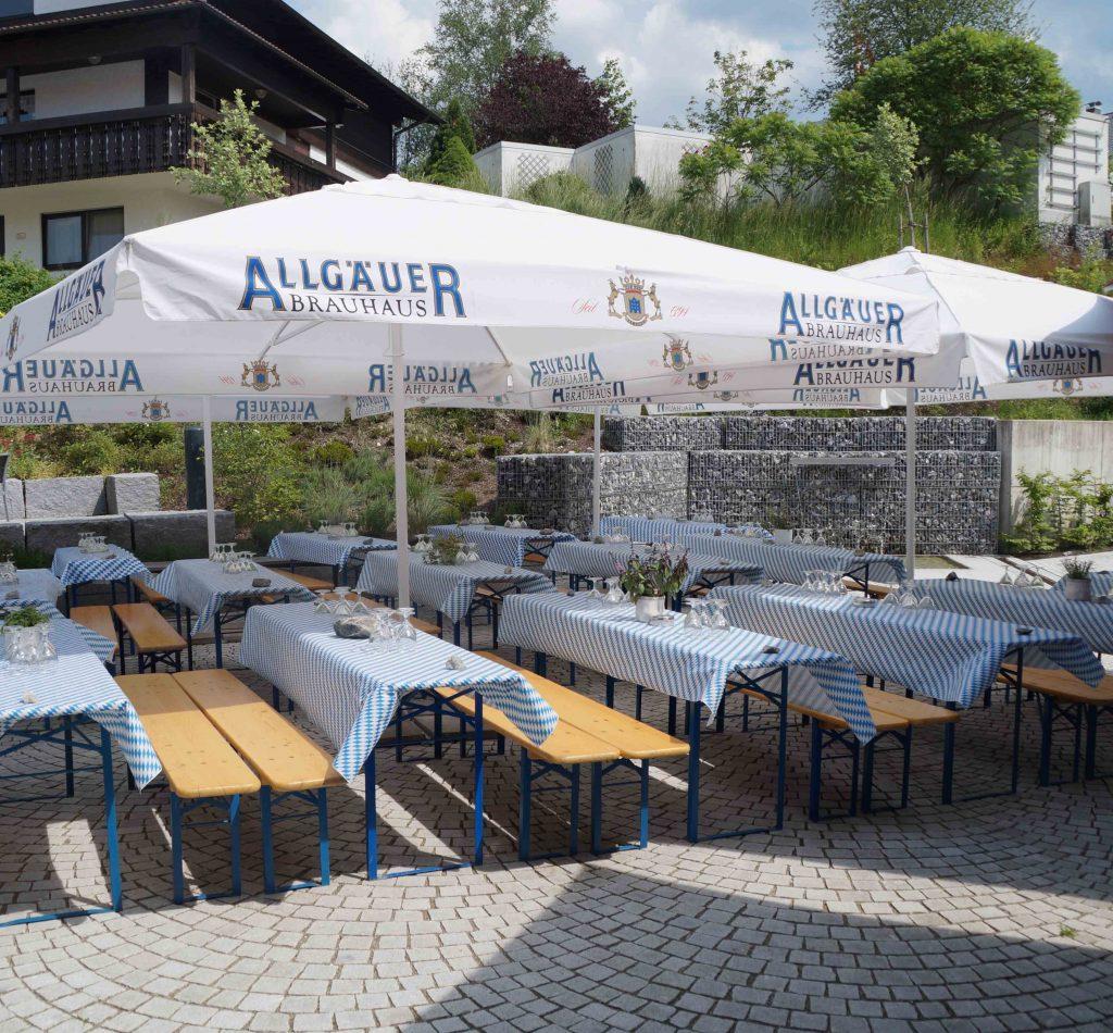 Feste feiern im Energiehotel Kultiviert in Wildpoldsried
