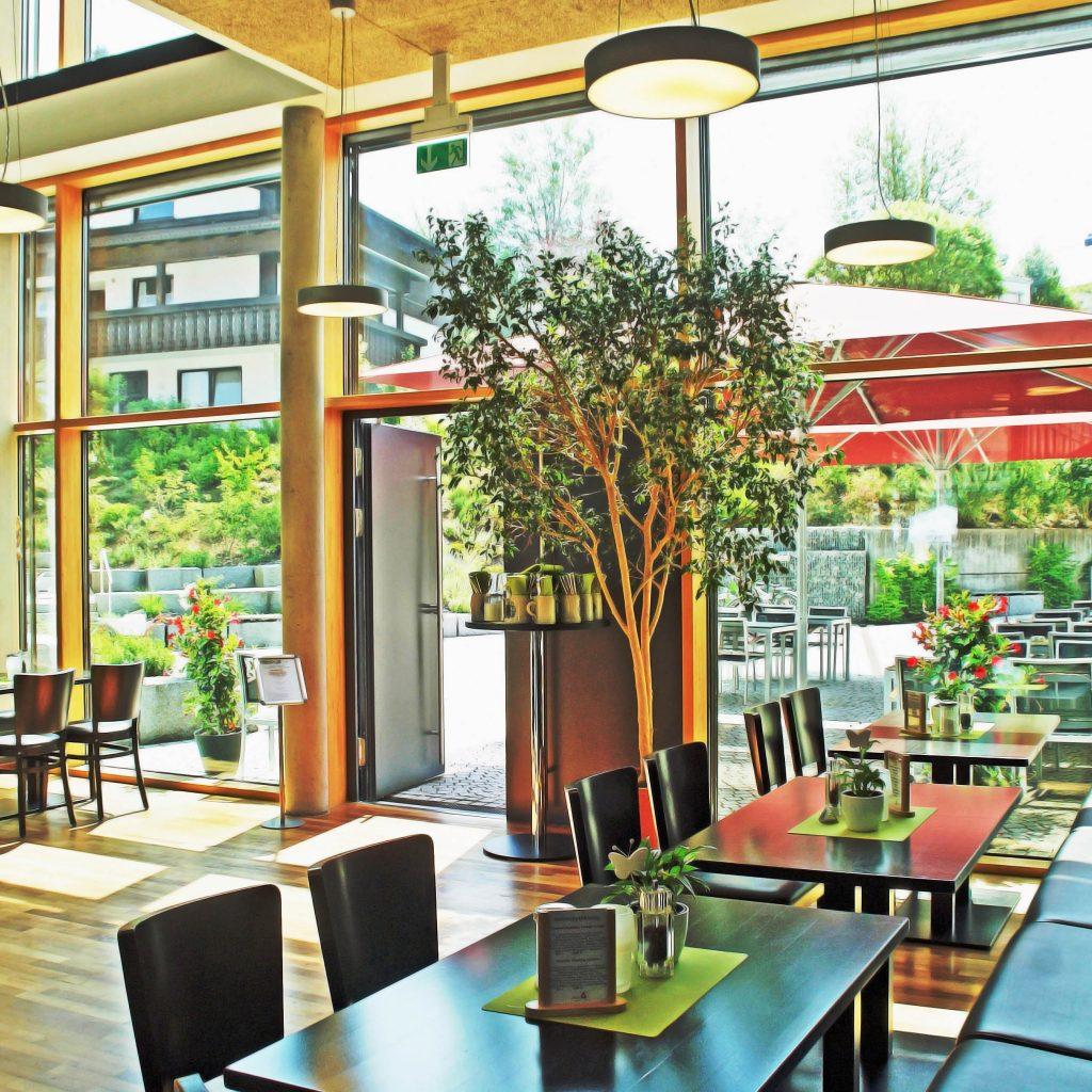 restaurant kulturcafe hotel kultiviert im allgäu