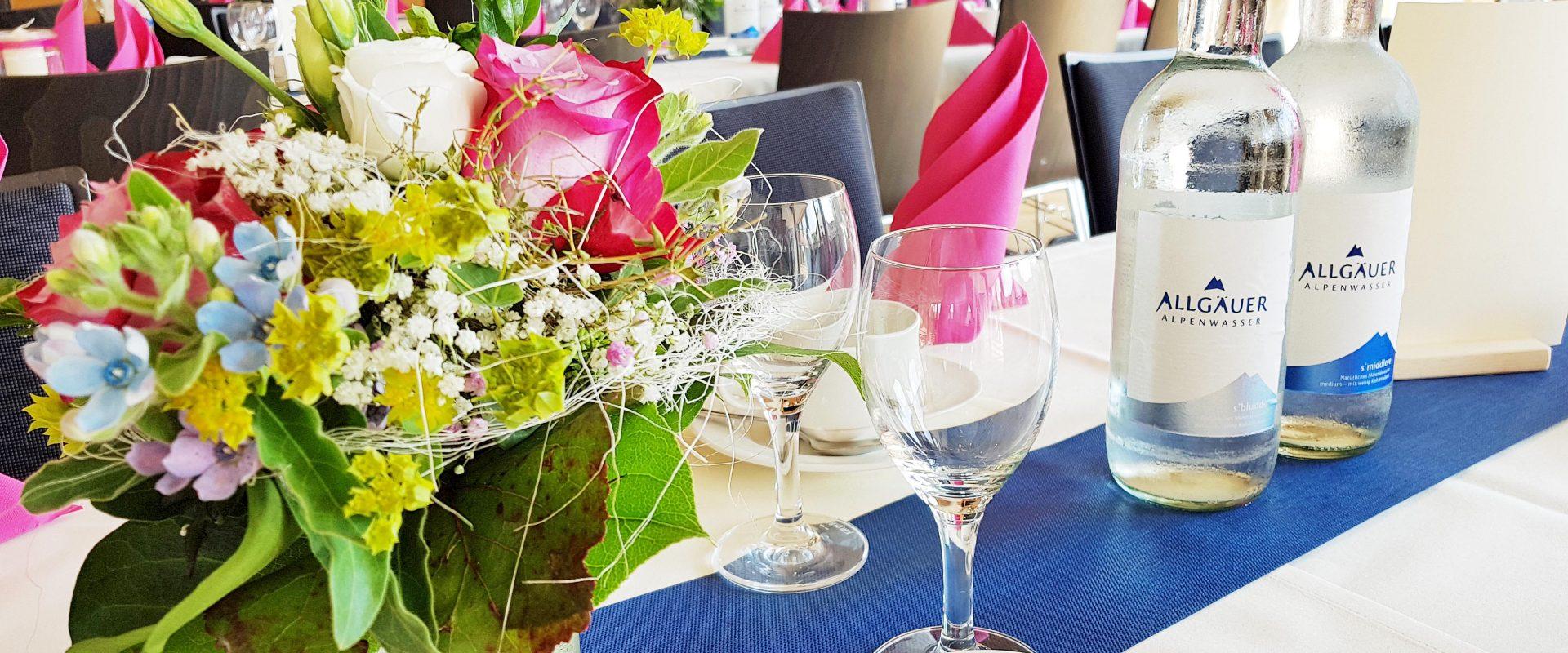 Hochzeitslocation im Allgäu Energiehotel Kultiviert